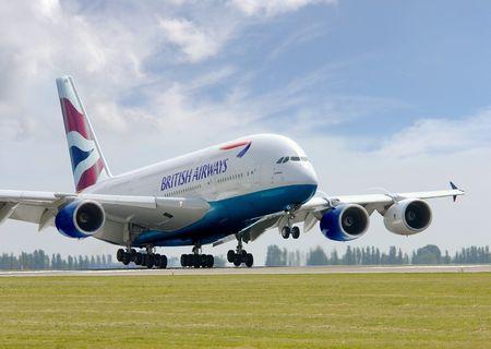 Landing BA A380large